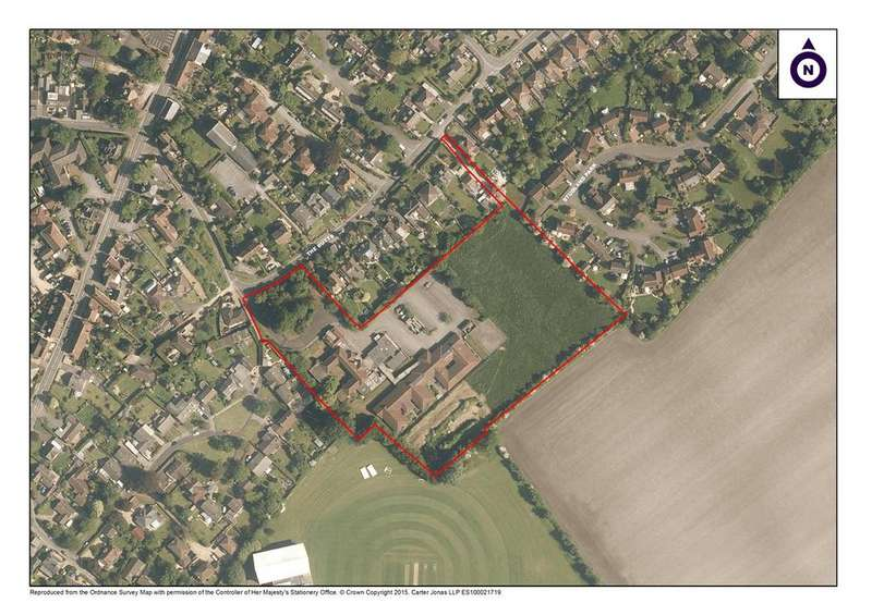 Land Commercial for sale in The Butts, Westbury, BA13