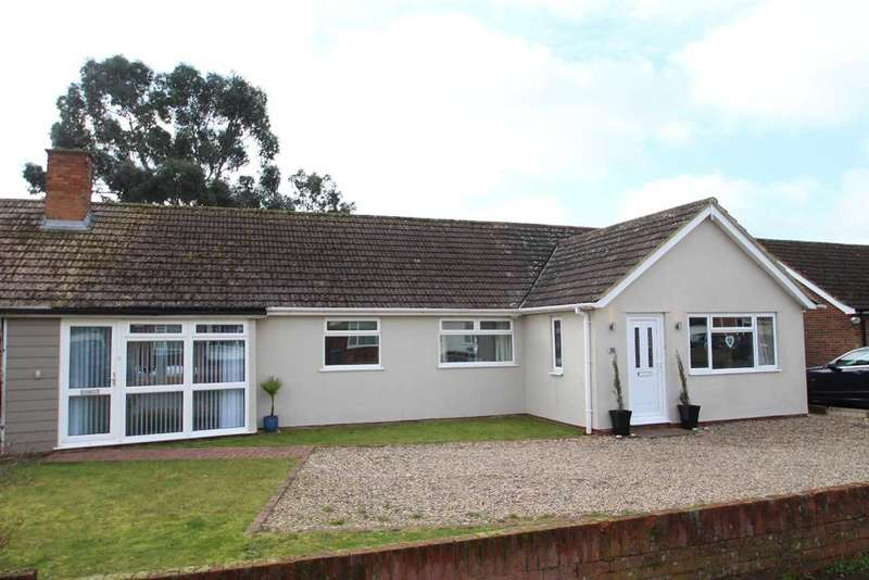 4 Bedrooms Bungalow for sale in Edmonton Close, Kesgrave, Ipswich