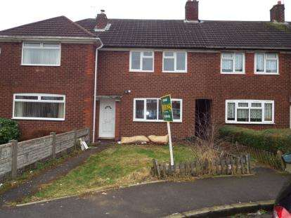 3 Bedrooms Terraced House for sale in Lisson Grove, Birmingham, West Midlands