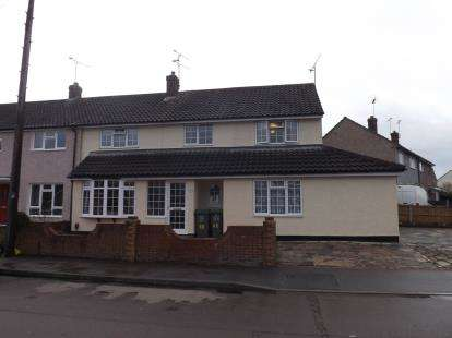 5 Bedrooms End Of Terrace House for sale in Basildon, Essex, United Kingdom