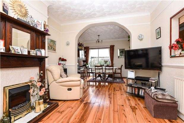 3 Bedrooms End Of Terrace House for sale in Southbrook Road, LONDON, SW16