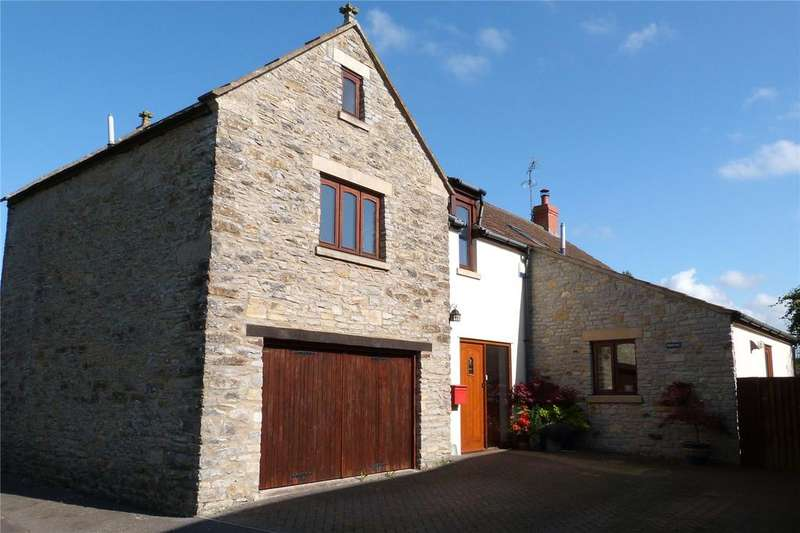 4 Bedrooms Detached House for sale in Back Lane, Chapel Allerton, Axbridge, BS26
