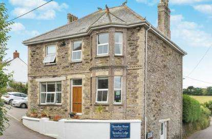 5 Bedrooms Detached House for sale in Veryan, Truro, Cornwall