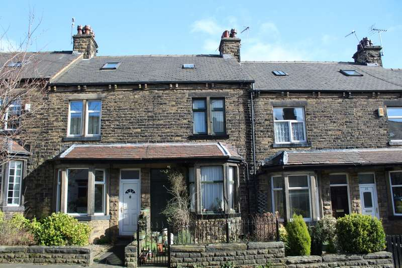 3 Bedrooms Terraced House for sale in Woodlands Terrace, Pudsey, LS28