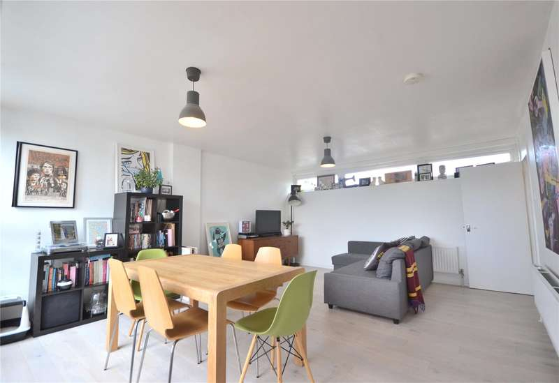 2 Bedrooms Maisonette Flat for sale in Blenheim Court, Marlborough Road, London, N19