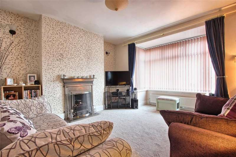 2 Bedrooms Semi Detached House for sale in Brooksbank Avenue, Redcar