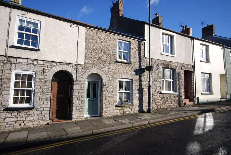 3 Bedrooms Terraced House for sale in Eastgate, Cowbridge, Vale of Glamorgan, CF71 7EL