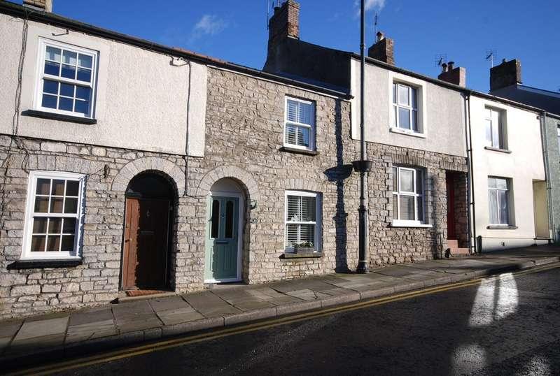 3 Bedrooms Terraced House for sale in Eastgate, Cowbridge, Vale of Glamorgan, CF71 7EL