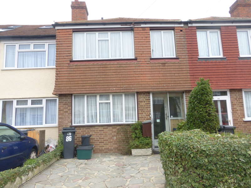 3 Bedrooms Terraced House for sale in Ringwood Avenue, Croydon, CR0 3DW