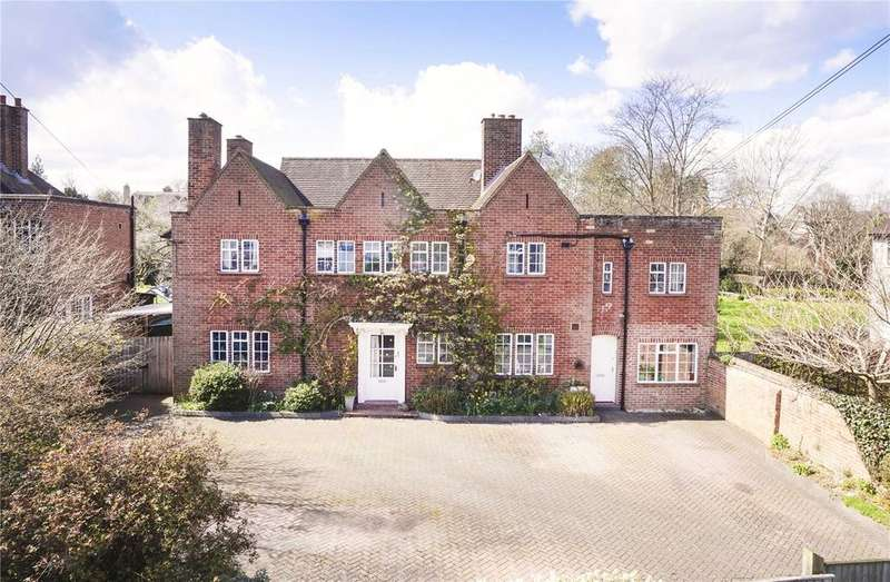 5 Bedrooms Detached House for sale in Northmoor Road, Central North Oxford