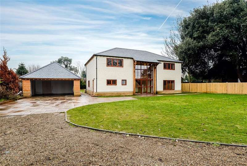 4 Bedrooms Detached House for sale in Lynsted, Sittingbourne, Kent