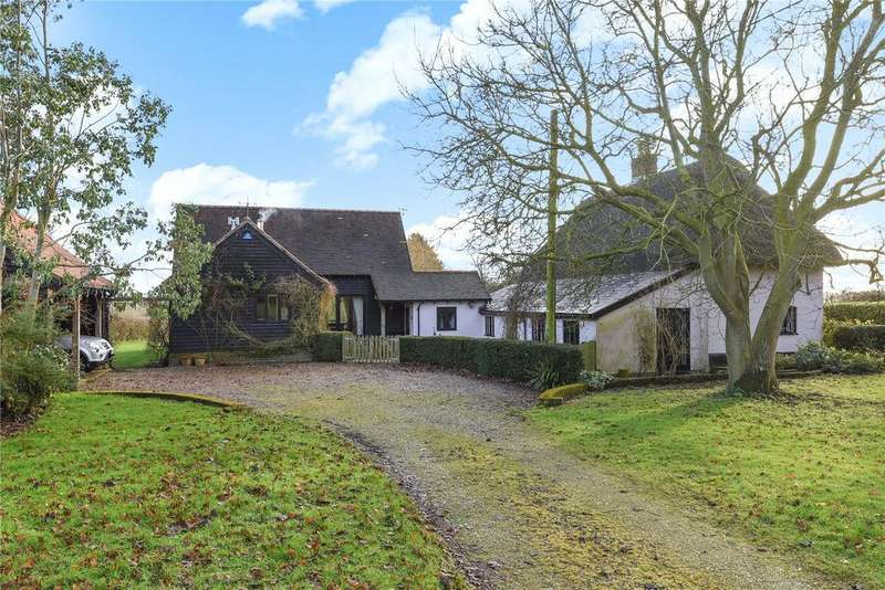 4 Bedrooms Detached House for sale in Mill Lane, Finningham, Nr Stowmarket, Suffolk, IP14