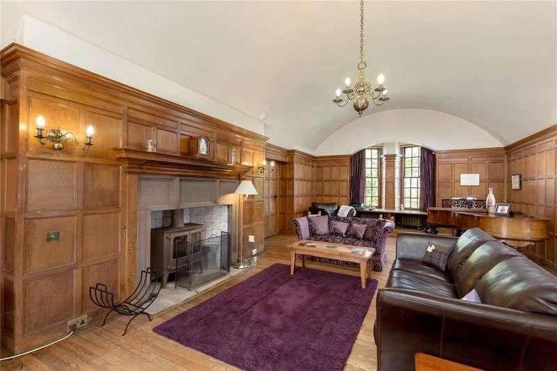 8 Bedrooms Detached House for sale in 550 Lanark Road West, Balerno, Midlothian