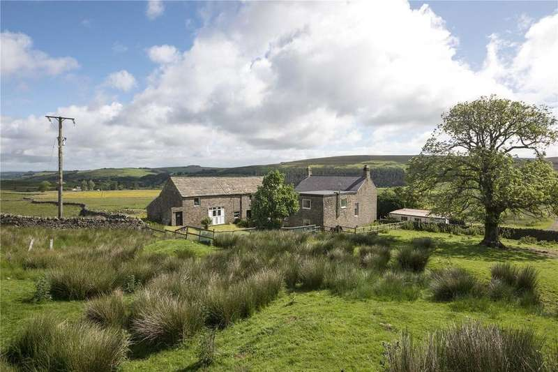 4 Bedrooms House for sale in Sinderhope, Hexham, Northumberland