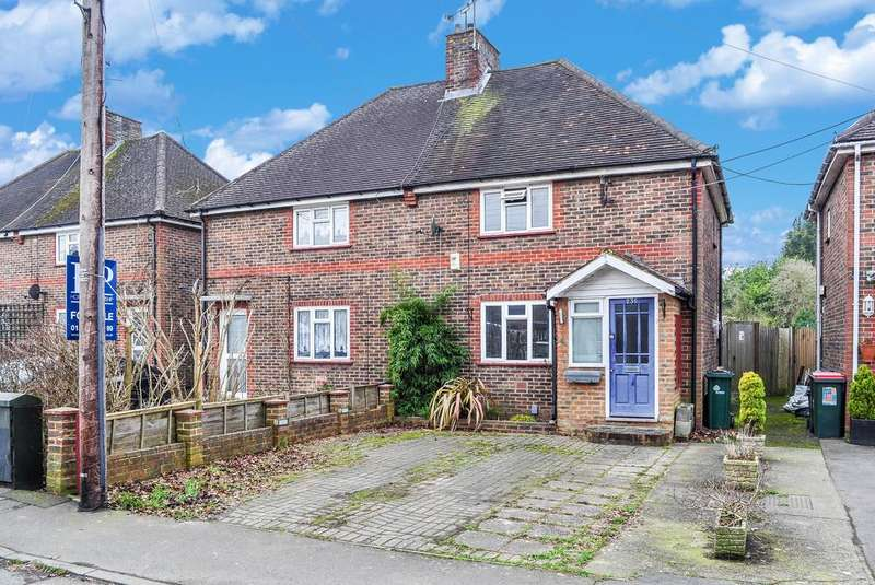 2 Bedrooms Semi Detached House for sale in Ifield Road, West Green