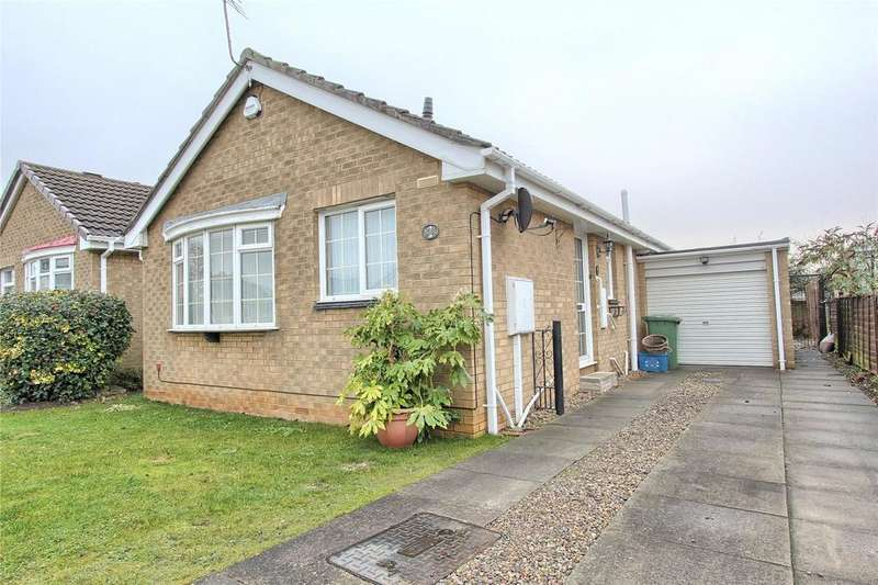 2 Bedrooms Detached Bungalow for sale in Kelling Close, High Grange