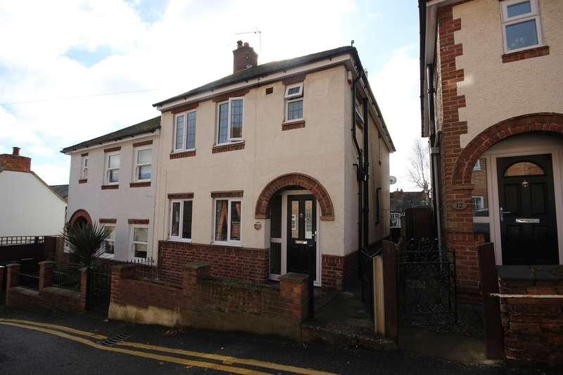 3 Bedrooms Semi Detached House for sale in Park Street, Ampthill, Bedford, MK45