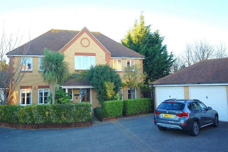 5 Bedrooms Detached House for sale in Willow Farm Way, Herne Bay