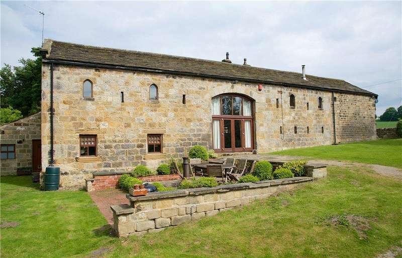4 Bedrooms Detached House for sale in The Barn, Wood Top Farm, Creskeld Lane, Bramhope, Leeds