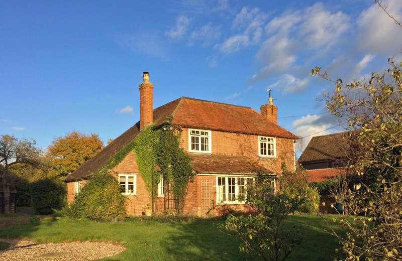 4 Bedrooms Detached House for sale in Readers Lane, Iden, East Sussex TN31 7UU