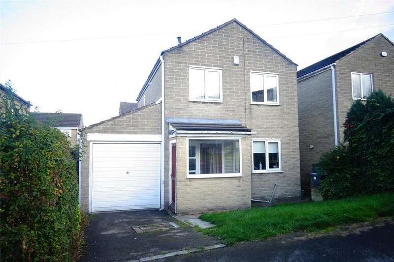 3 Bedrooms Detached House for sale in South Street, Oakenshaw, Bradford, West Yorkshire, BD12
