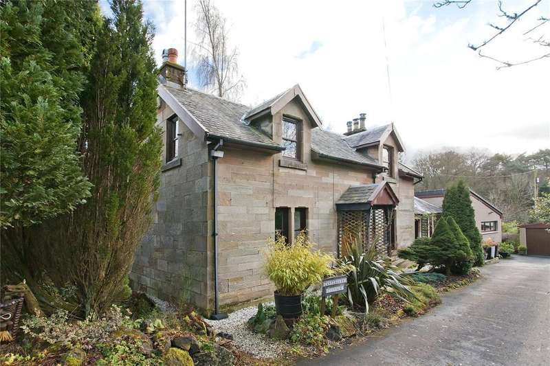 3 Bedrooms Detached House for sale in Castleglen Cottage, Glen Road, Glasgow, Lanarkshire