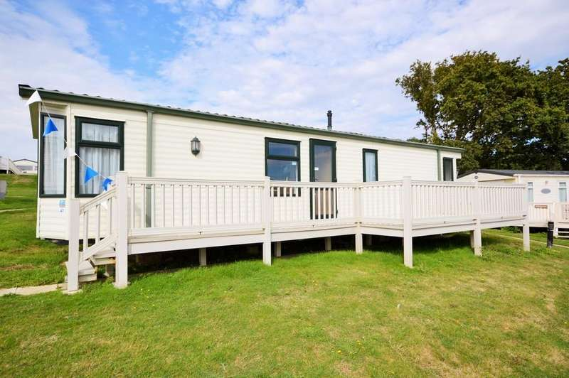 2 Bedrooms Mobile Home for sale in Nodes Point Holiday Park, St. Helens
