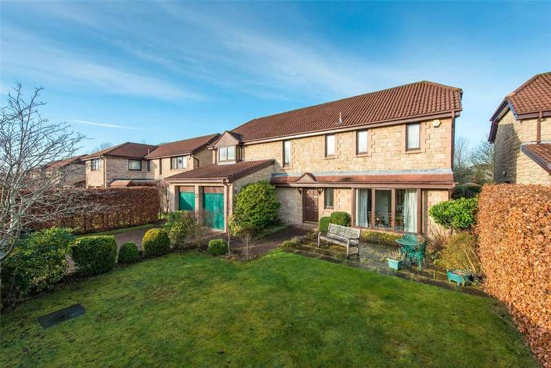 5 Bedrooms Detached House for sale in Barnton Park View, Edinburgh