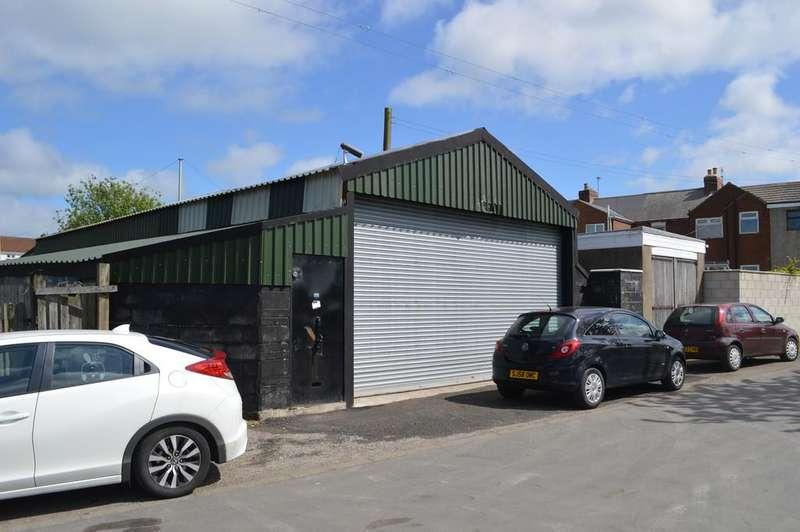 Garages Garage / Parking for sale in Trimdon Station, County Durham