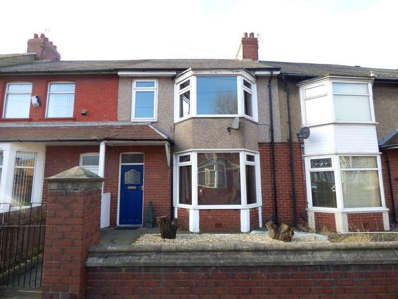3 Bedrooms Terraced House for sale in Louvain Terrace, Hetton-Le-Hole, Houghton-Le-Spring