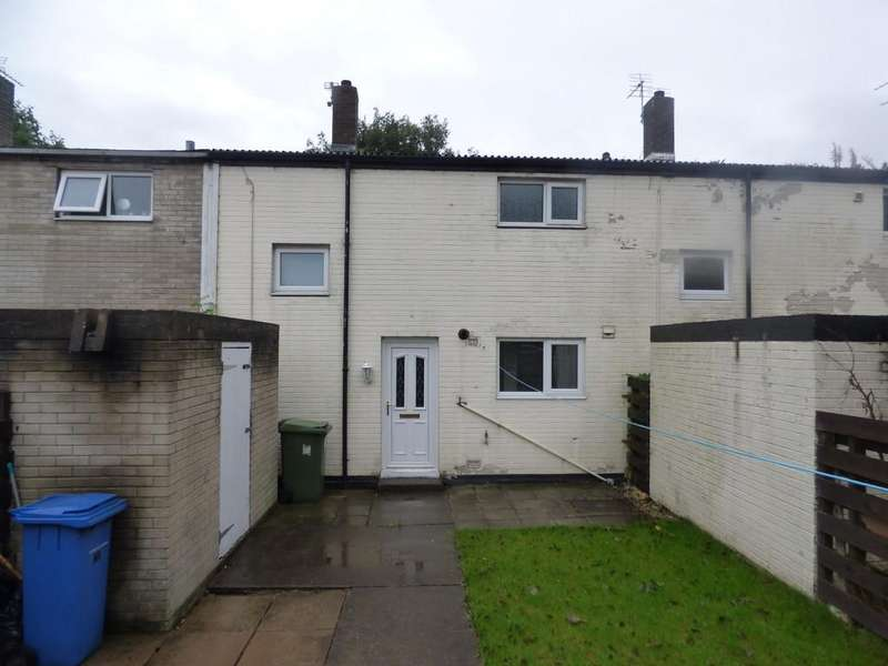 2 Bedrooms Terraced House for sale in Westmorland Rise, Peterlee