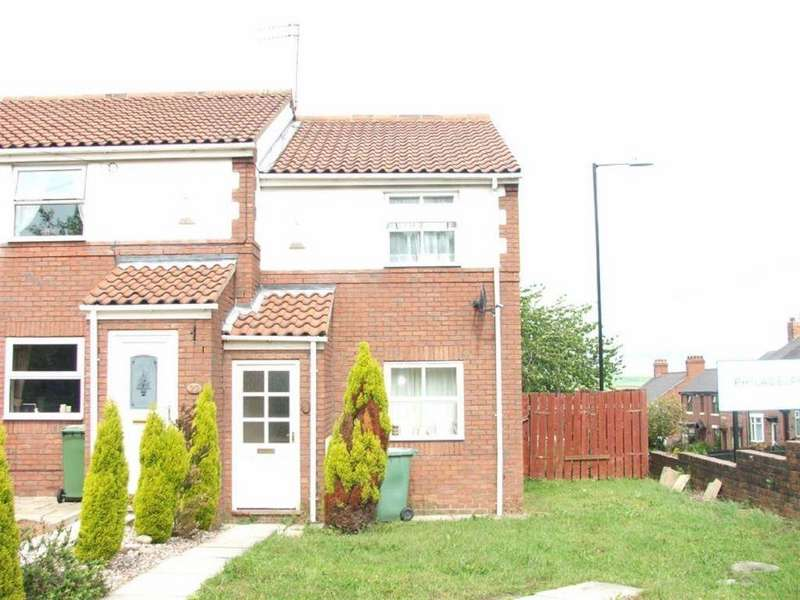 2 Bedrooms Terraced House for sale in Grange View, Newbottle, DH4