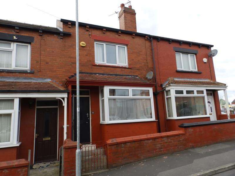 2 Bedrooms Terraced House for sale in BERKELEY AVENUE, LEEDS, LS8 3RH