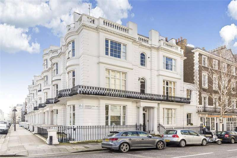 3 Bedrooms Maisonette Flat for sale in Gloucester Terrace, London, W2