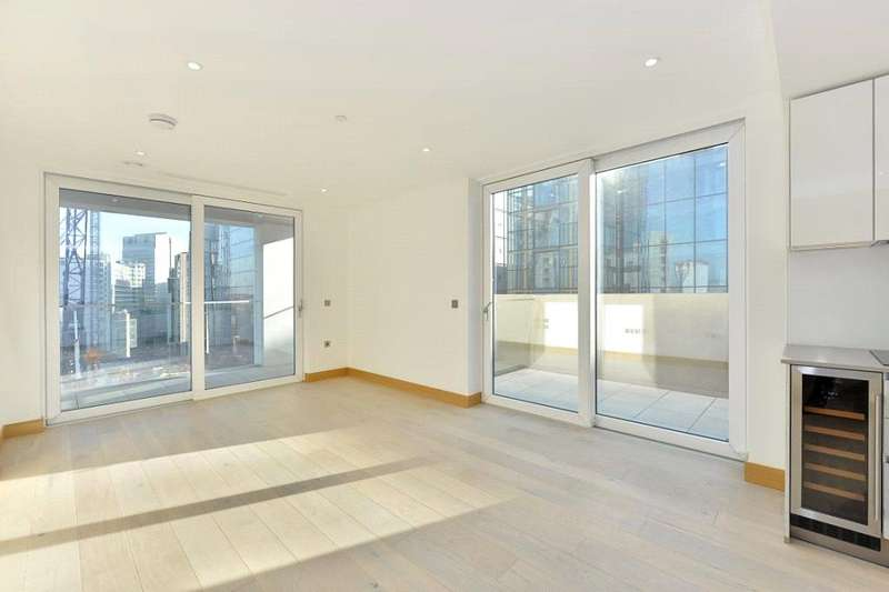3 Bedrooms Apartment Flat for sale in Paddington Basin, North Wharf Road, London, W2