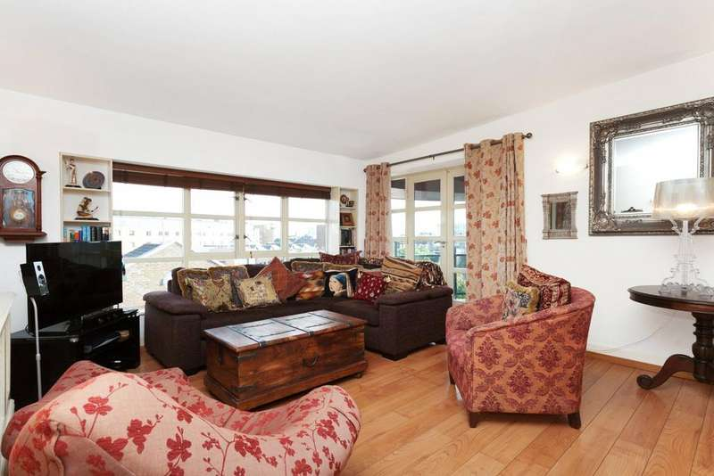 2 Bedrooms Apartment Flat for sale in Little London Court, Mill Street, London, SE1