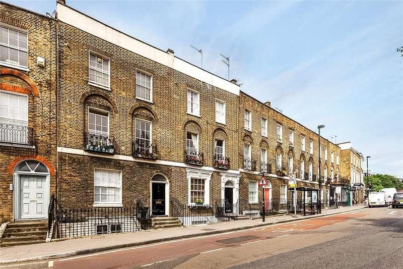 1 Bedroom Apartment Flat for sale in St. John Street, London, EC1V