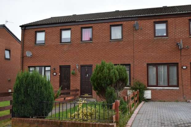3 Bedrooms Terraced House for sale in Moorpark Avenue, Penilee, G52