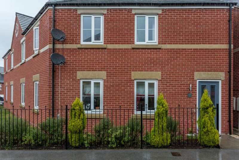 2 Bedrooms Apartment Flat for sale in Parker Way, Sheffield, South Yorkshire, S9