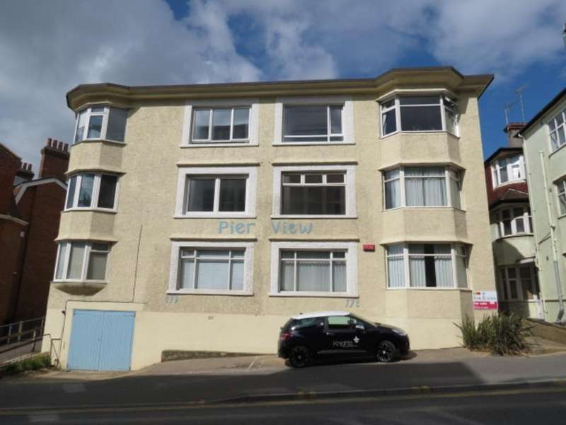 2 Bedrooms Flat for sale in Sea Road