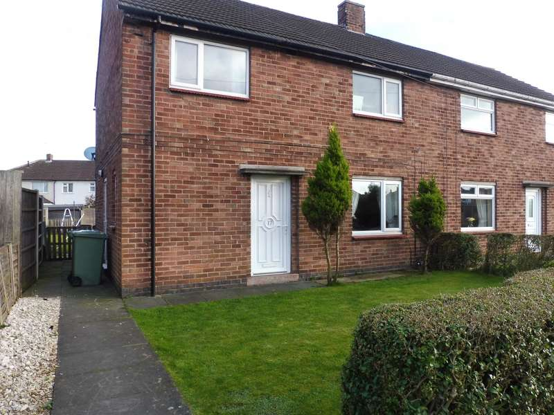 3 Bedrooms Semi Detached House for sale in Meldrum Crescent, NEWARK, NG24