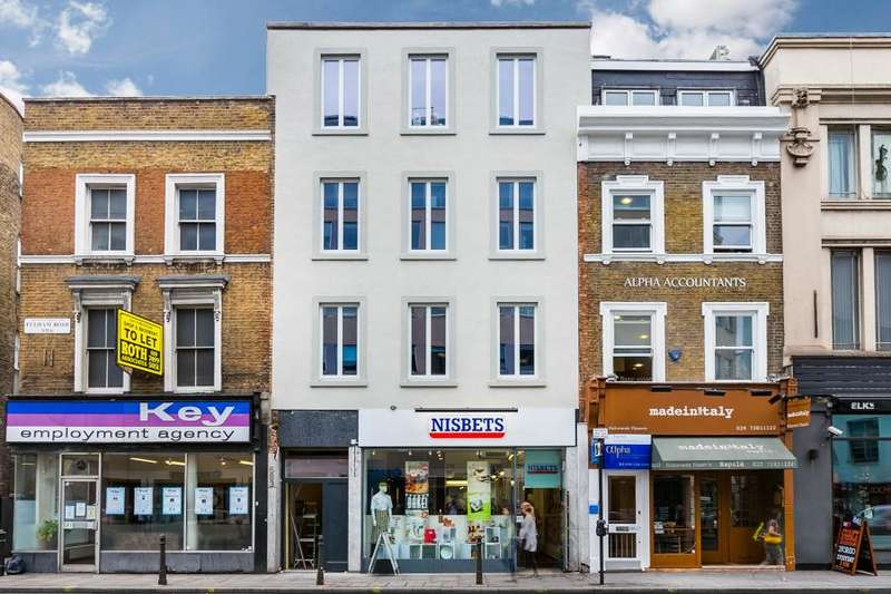 3 Bedrooms Apartment Flat for sale in Mulberry House, Fulham SW6