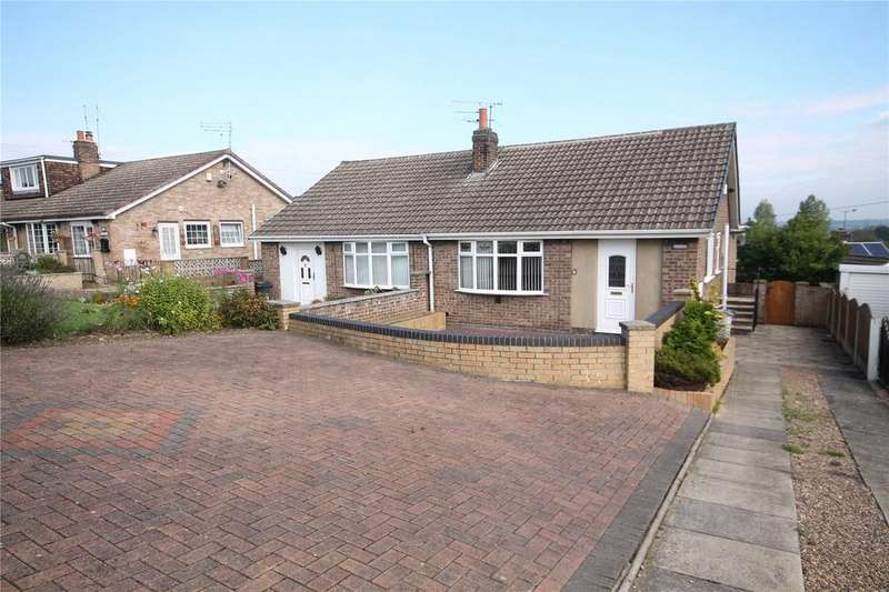 2 Bedrooms Semi Detached Bungalow for sale in Melrose Way, Monk Bretton, Barnsley, S71