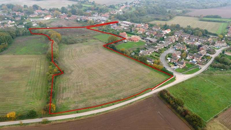Land Commercial for sale in Roughton, Norfolk