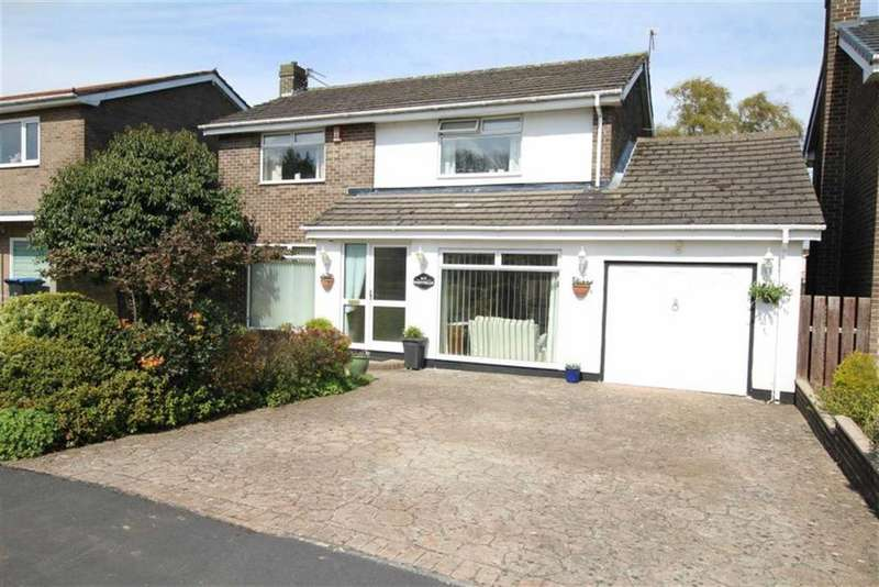 4 Bedrooms Detached House for sale in Westfields, Newton Aycliffe, County Durham