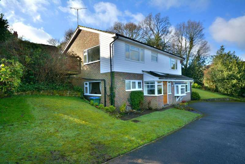 4 Bedrooms Detached House for sale in West Chiltington, Pulborough