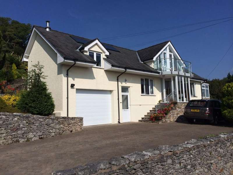 3 Bedrooms Detached House for sale in Ingil Nook, Charney Well Lane, Grange over Sands
