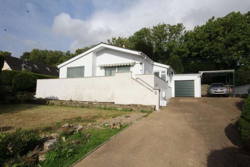 2 Bedrooms Detached Bungalow for sale in Hill Crest Drive, Slack Head, Milnthorpe