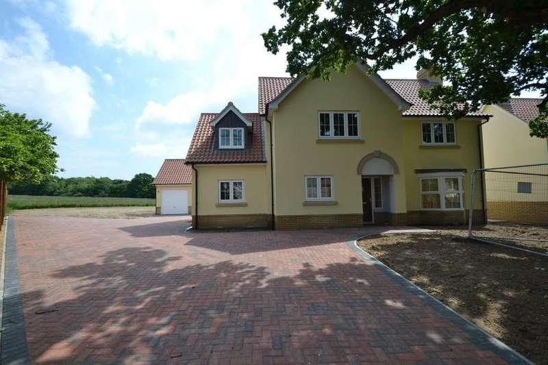 4 Bedrooms Detached House for sale in Kelvedon Road, Wickham Bishops