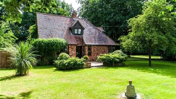 4 Bedrooms Detached House for sale in Park Lane, Horton